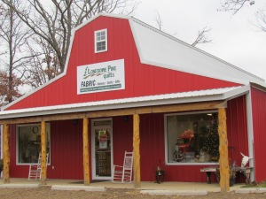 Lonesome Pine Quilt Shop