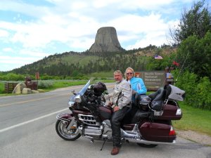 Devil's Tower-Wyoming