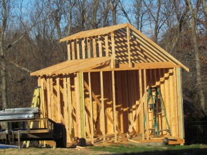 shed/coop
