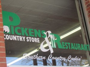 Pickens Restaurant and Country Store--Pickens, AR (just south of Dumas)