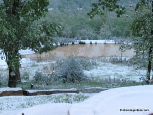 snow may 3rd, 2013