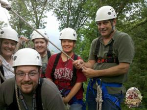 Buffalo River Canopy Tour