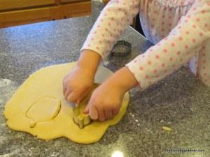 hallie cooking