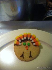 turkey cookie