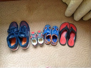 4 shoes adoption joshua