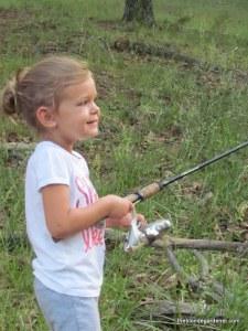 hallie fishing