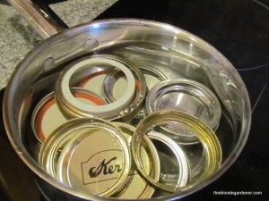 Canning is a great way to preserve your summer harvest  https://theblondegardener.com/2015/03/01/canning-beans-in-winter/