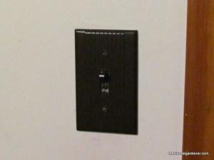 lake house light switch