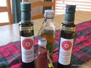 oil and vinegars