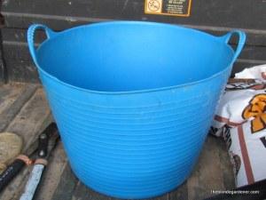 garden trug tub