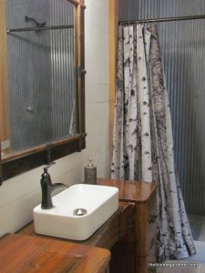1970's Master Bath Makeover  https://theblondegardener.com/2015/03/15/70s-house-master-bath-makeover/