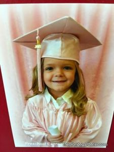 hallie prek graduation