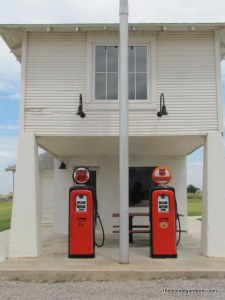 Lucille's gas station route 66