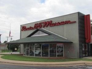 Oklahoma Route 66 Museum clinton, ok