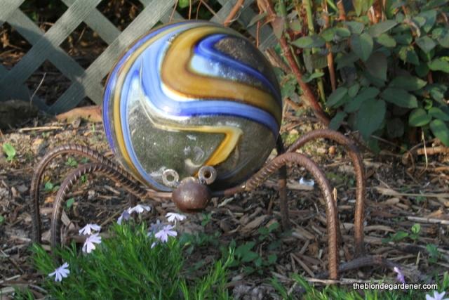 Spider Garden Art